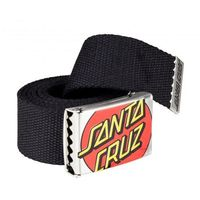 pasek SANTA CRUZ - Crop Dot Belt Black (BLACK) rozmiar: OS