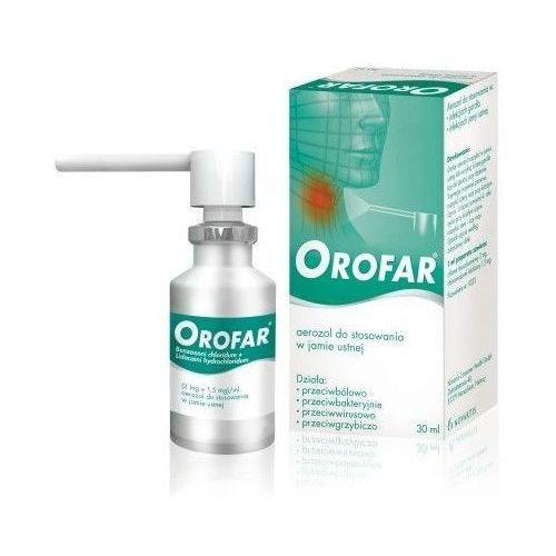 OROFAR aerozol 30ml