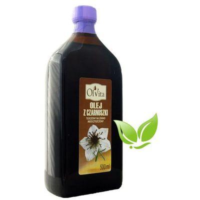 Oleje, oliwy i octy OLVITA