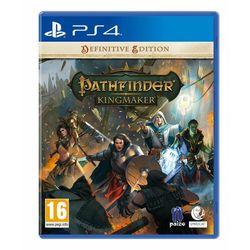 Deep silver Pathfinder: kingmaker - edycja definitywna ps4