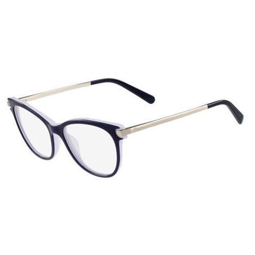 Salvatore ferragamo Okulary korekcyjne sf 2763 406