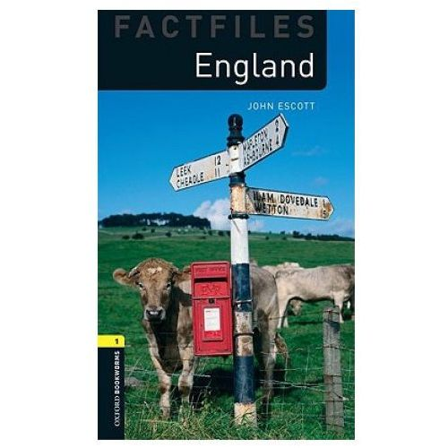 Oxford Bookworms Library Factfiles: Level 1:: England, oprawa miękka