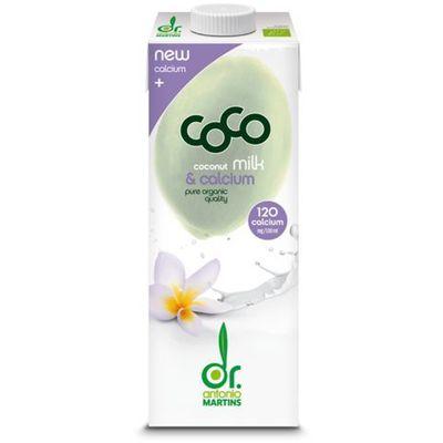 Zdrowa żywność COCO DR. MARTINS (wody kokosowe, napoje kokosowe) biogo.pl - tylko natura