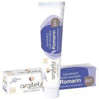 pasta do zębów bio z rozmarynem marki Argiletz
