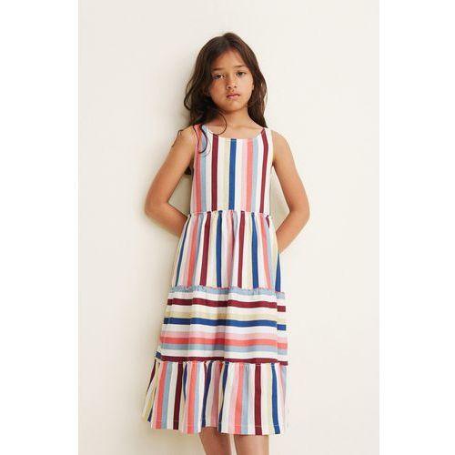 8ccd591610 ▷ Sukienka dziecięca Estiu 110-164 cm (Mango Kids) - opinie   ceny ...