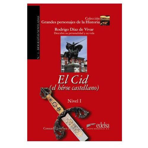 Cid El heroe castellano Nivel 1 - Jimenez de Cisneros Consuelo, Edelsa