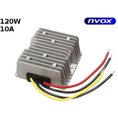 Przetwornice samochodowe NVOX Avde.pl