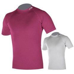 Blue fly Koszulka dziecięca fly termo duo insportline z krótkim rękawem, różowy, s (110-116)