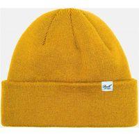 czapka zimowa REELL - Beanie Dark Yellow (170)