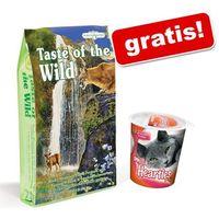 Taste of the wild 7 kg + przysmak odkłaczający smilla hearties gratis! - canyon river feline
