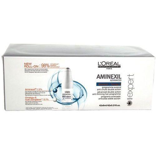 loreal ampułki przeciw wypadaniu włosów
