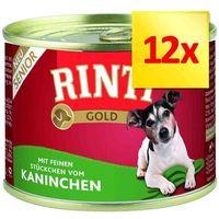 gold, 12 x 185 g - kawałki cielęciny marki Rinti