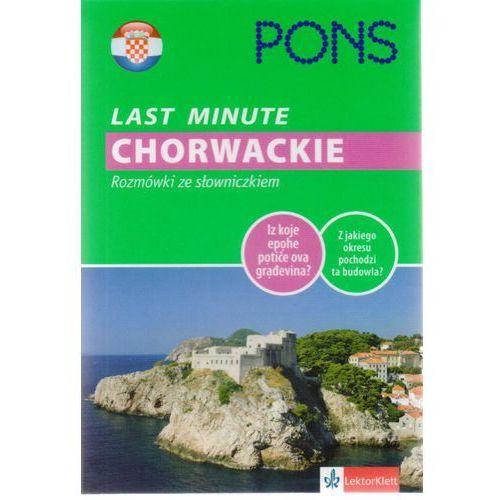 Last Minute. Chorwackie rozmówki