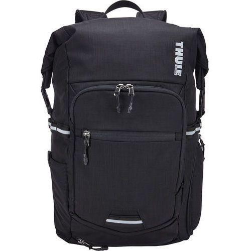 Thule Pack'n Pedal Commuter Plecak, black 2020 Plecaki rowerowe