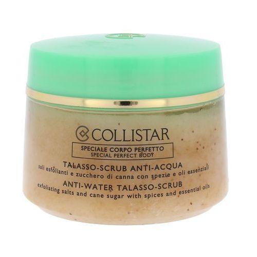 special perfect body oczyszczający peeling do ciała z solą morską (anti-water talasso-scrub) 700 g marki Collistar