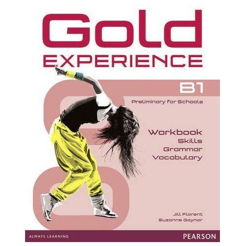 Gold Experience B1. Language and Skills Workbook (9781292159478)