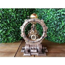 Steampunk generator z mechanizmem zegara (wu77027a4) marki Veronese