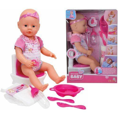 Simba Lalka new born baby - lalka na sedesie (4006592524838)
