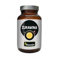 Żurawina ekstrakt 400 mg (90 kaps.) (8718164780417)