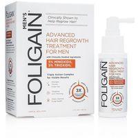 Foligain 5% Minoxidil + 5% Trioxidil dla mężczyzn