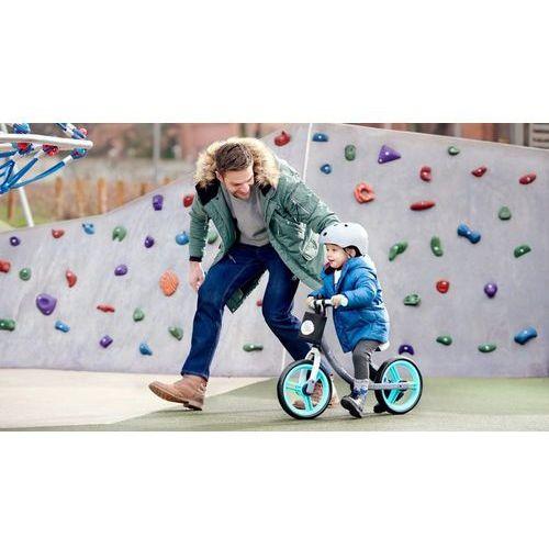 rowerek biegowy 2way next green + akc. - kkr2wnxgre00ac marki Kinderkraft