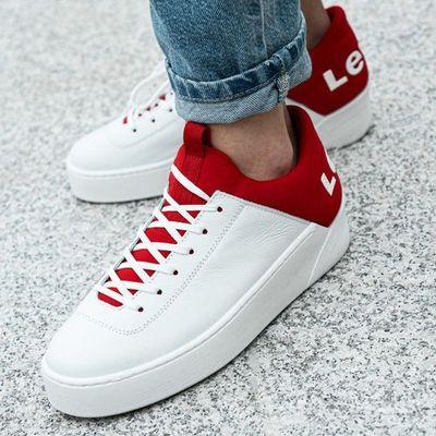 Damskie obuwie sportowe Levi's Sneaker Peeker