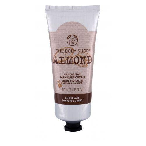 The Body Shop Almond krem do rąk 100 ml dla kobiet - Świetna cena