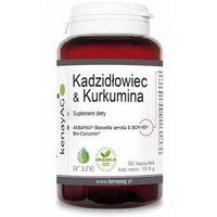 Kadzidłowiec & Kurkumina 90 kaps.