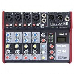 Miksery i procesory efektów  NOVOX Drum&Bass Center