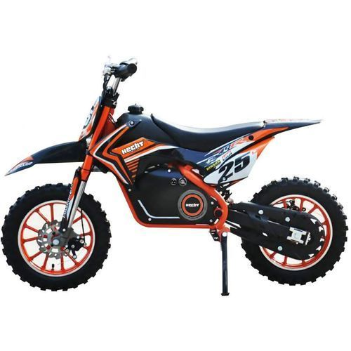 HECHT 54500 MOTOR SKUTER ELEKTRYCZNY AKUMULATOROWY MOTOCROSS MINICROSS MOTOREK MOTOCYKL ZABAWKA DLA DZIECI