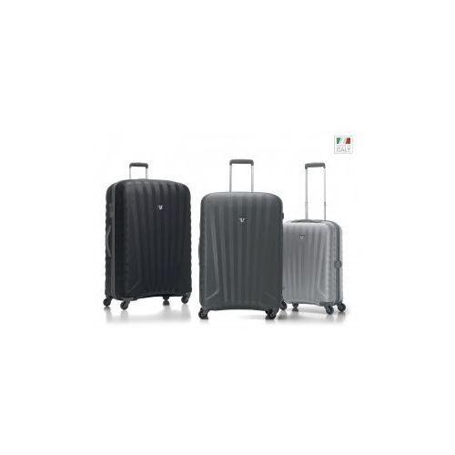 RONCATO walizka duża (XL) z kolekcji UNO ZSL Zip Super Light 4 koła materiał Policarbon zamek szyfrowy TSA