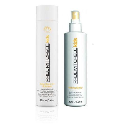 Paul mitchell kids   zestaw szampon + odżywka w sprayu dla dzieci - 300ml+250ml