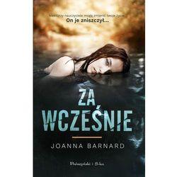 Kryminał, sensacja, przygoda  Barnard Joanna InBook.pl