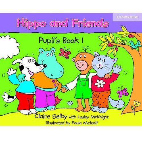 Hippo and Friends. Edukacja przedszkolna. Część 1. Język angielski. Podręcznik (2006)