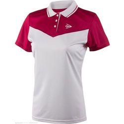 Damskie koszulki polo Dunlop SquashTime.pl