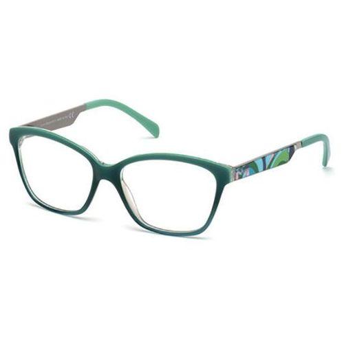 Emilio pucci Okulary korekcyjne ep5011 098