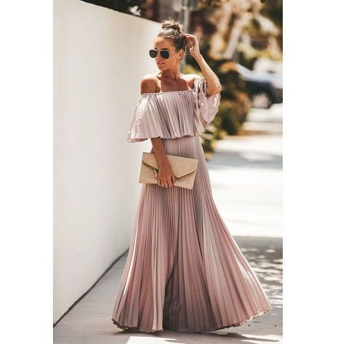 Sukienka LELA PUDRA, 36-42