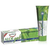 Equilibra pasta do zębów o potrójnym działaniu żel aloesowy 75ml marki Equilibra s.r.l