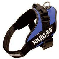 Niebieskie szelki do tresury psa power - rozmiar 1 marki Julius k9