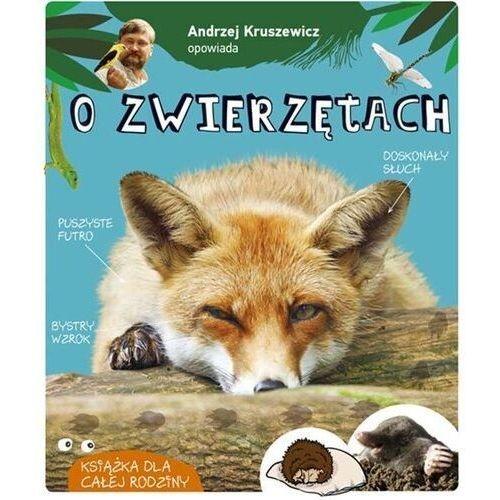 Andrzej kruszewicz opowiada o zwierzętach wyd. 2020 - andrzej kruszewicz, Andrzej Kruszewicz