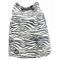 torebka MI-PAC - Swing Bag Canvas Zebra Black/White (004)