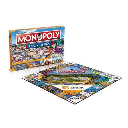 Winning moves Gra monopoly rzeszów (5036905036832)