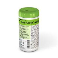 Ecolab Sani-Cloth Active chusteczki bezalkoholowe do dezynfekcji pojemnik 200szt