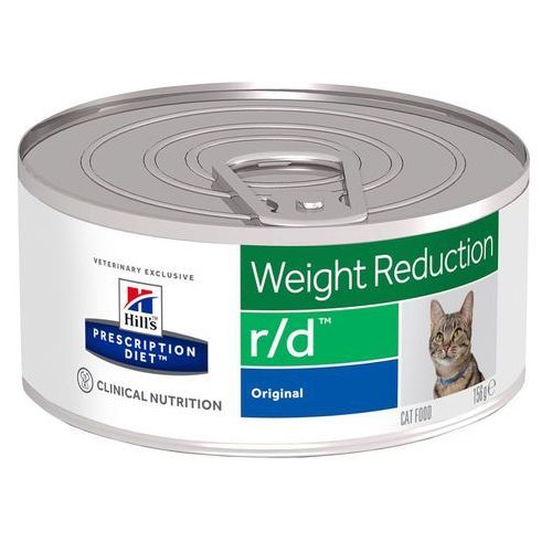 Hills Prescription Diet Feline r/d Weight Reduction - 12 x 156 g