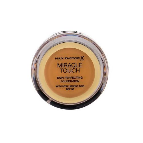Max factor miracle touch skin perfecting spf30 podkład 11,5 g dla kobiet 085 caramel (3614227962910)