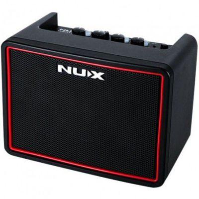 Wzmacniacze i kolumny gitarowe, basowe Nux muzyczny.pl