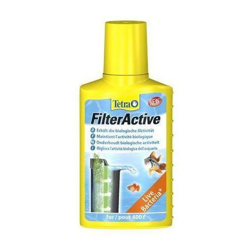 Tetra preparat do akwarium filter active żywe bakterie 100 ml