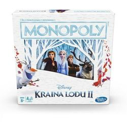 Hasbro Gra monopoly frozen 2 / kraina lodu 2