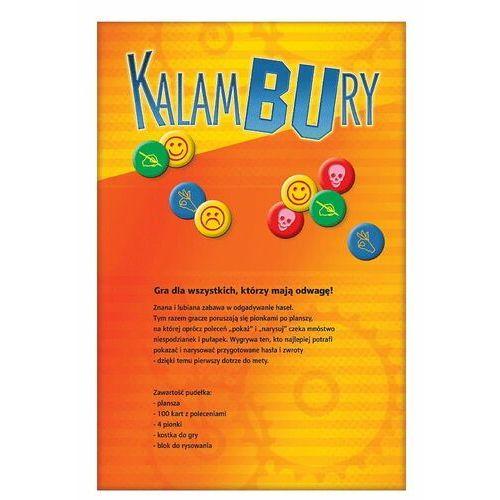 Kalambury Gra - Dostawa zamówienia do jednej ze 170 księgarni Matras za DARMO, 00239