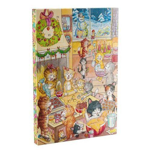 Kalendarz adwentowy z przysmakami dla kota - 1 sztuka marki Cosma